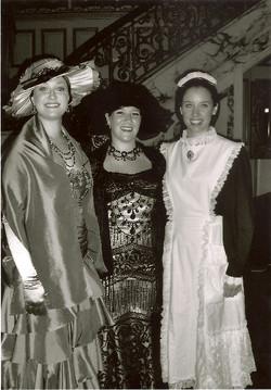 Mrs. Gould Meets Lillian Russell