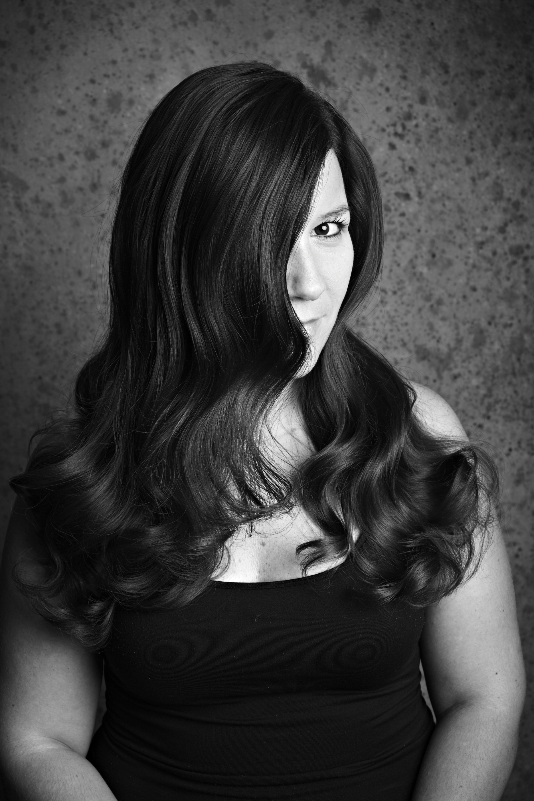 Hair Model- Oribe
