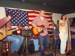 The original Avon Barksdales Band