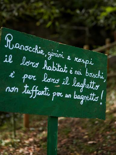Il Bosco Eremo Locatelli