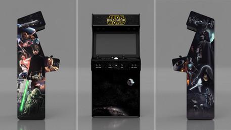 Upright_Arcade_Star_Wars_Light_vs_Darksi