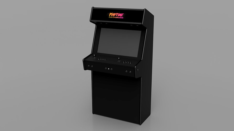 The Ares | 2-Player Upright Arcade