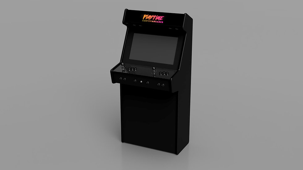The Orion | 2-Player Mini Upright Arcade