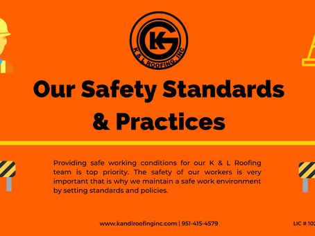 Our Safety Standards and Practices