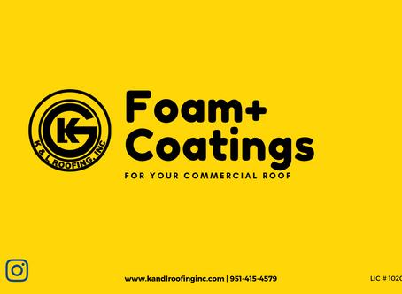 Foam & Coatings