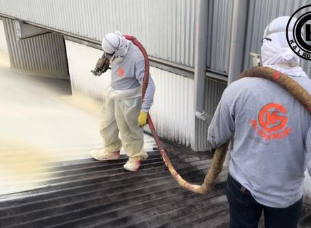 Spray Foam Roofing - The Basics