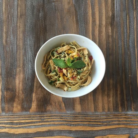Pretty Thai® Cold Noodle Peanut Salad