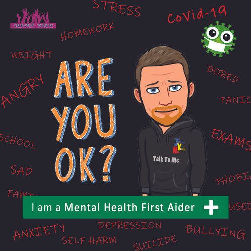 Looking after your emotional wellbeing has never been more important.  If you're feeling a bit low, worried, anxious or could do with someone to talk to please get in touch...