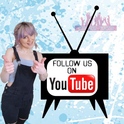 Follow us on YouTube