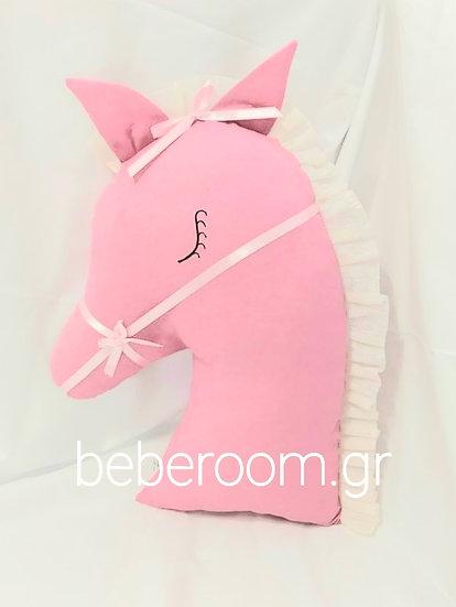 Διακοσμητικό Mαξιλάρι  <<little pony>>Ροζ έντονο