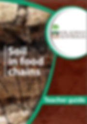 Soil in food chains, Soils in Schools, Soil Science Australia