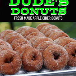 Dude's Donuts