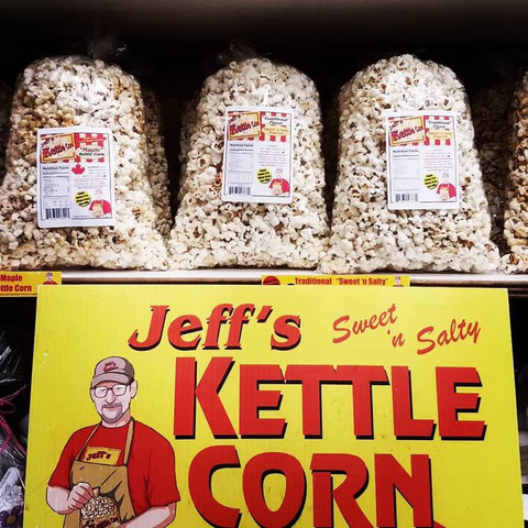 Pop by Jeff's Kettle Corn!