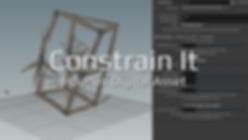 Fluidworks | Constrain It Free Houdini Asset