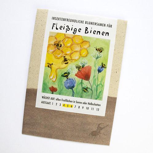 Bienenweide für Fleißige Bienen