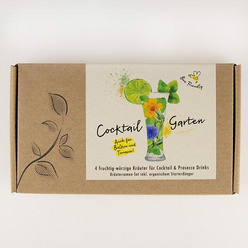 """Kräutersamen-Geschenkbox """"Cocktail Garten"""""""