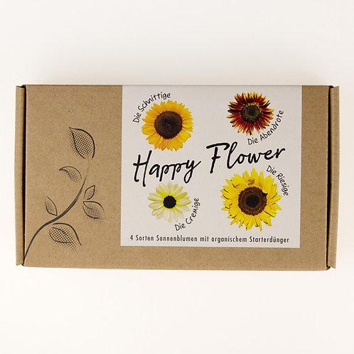 "Geschenkbox ""Happy Flower"""