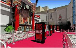 This Means War Premiere