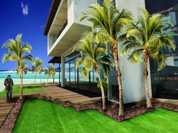 Contemporary Bech House