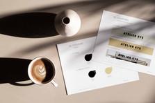 Logo et charte graphique Atelier KYS