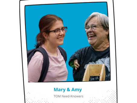 Mary & Amy - December 2020