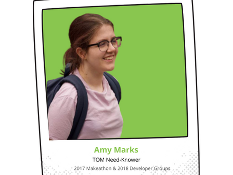Amy Marks - October 2020