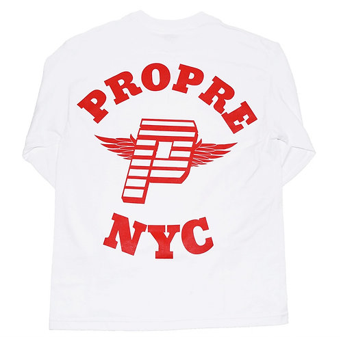 ProPre NYC The Cleanest Long sleeve T-shirts
