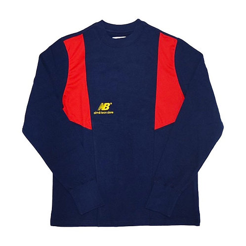 Aime leon dore/New Balance Long sleeve Panel T-shirts