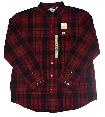 Carhartt US Hubbard Flannel Shirts