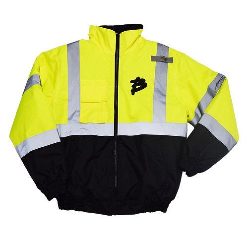 Bakery HNY High Visibility 3M Sherwood Jacket