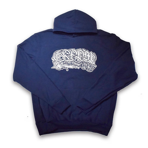 O-JEE Set up Pull over Hoody