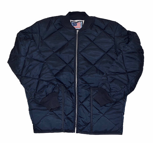 "SNAP ""N"" WEAR Quilting Liner MA-1 Jacket"