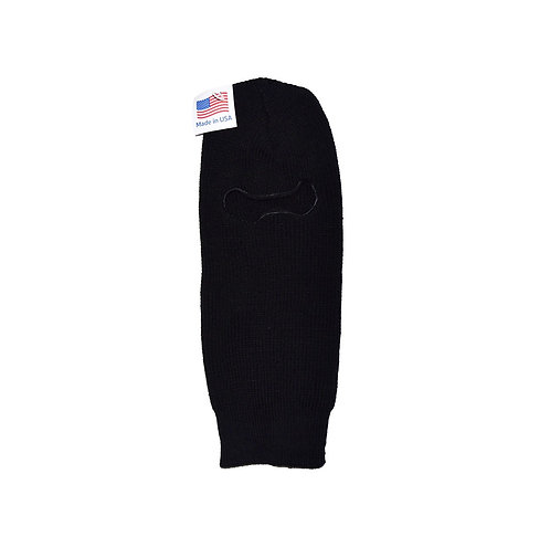 Made in USA One hole Face Mask