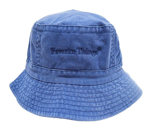Favorite Things Fit into Lifestyle Bucket Hat