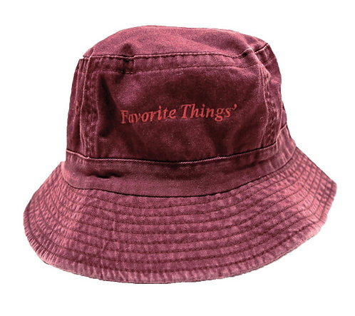 Favorite Things God Only Knows Bucket Hat