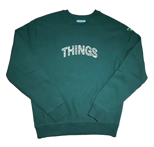 Favorite Things God Only Knows Crewneck Sweat
