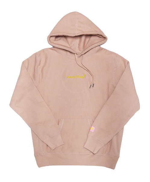 Favorite Things Fit into Lifestyle Embroidery logo Pullover Hoody