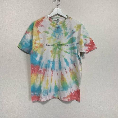 ×Squeegee リメイクタイダイT-shirt