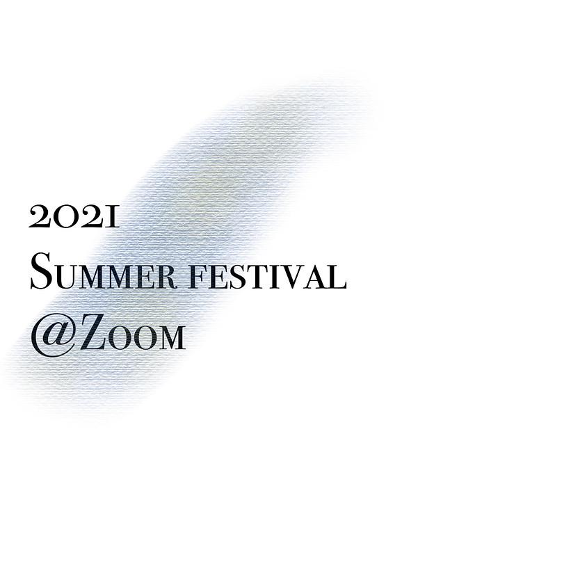2021オンライン夏祭り