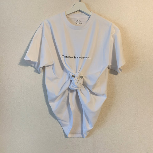 Tomorrow is another day.×mine. Tシャツ