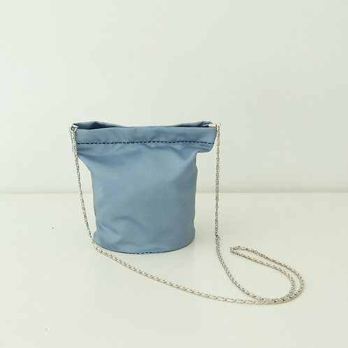 SHINEY BASKET(blue)