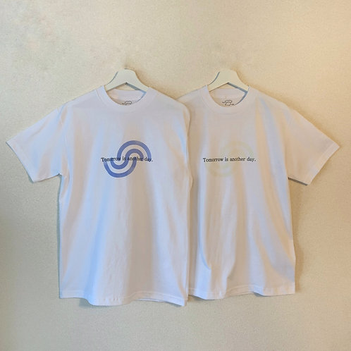 Tomorrow is another day. × SQUEEGEE Tシャツ