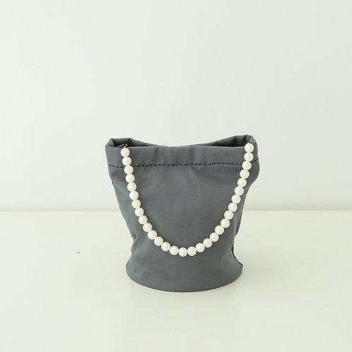 SHINEY BASKET(grey)