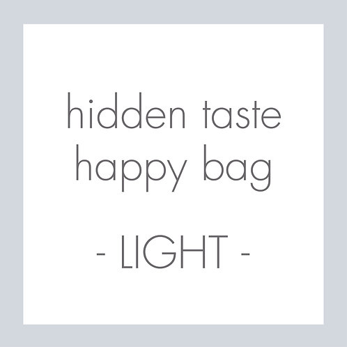 happy bag (LIGHT)