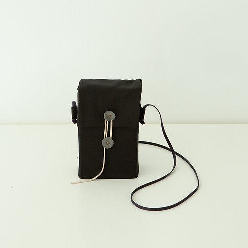 BOXY POCHETTE(black)
