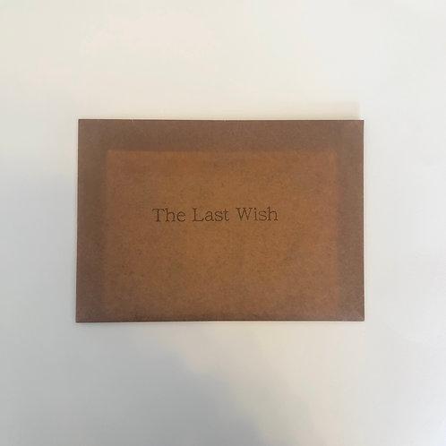 絵本The Last Wish —ノーマルver—