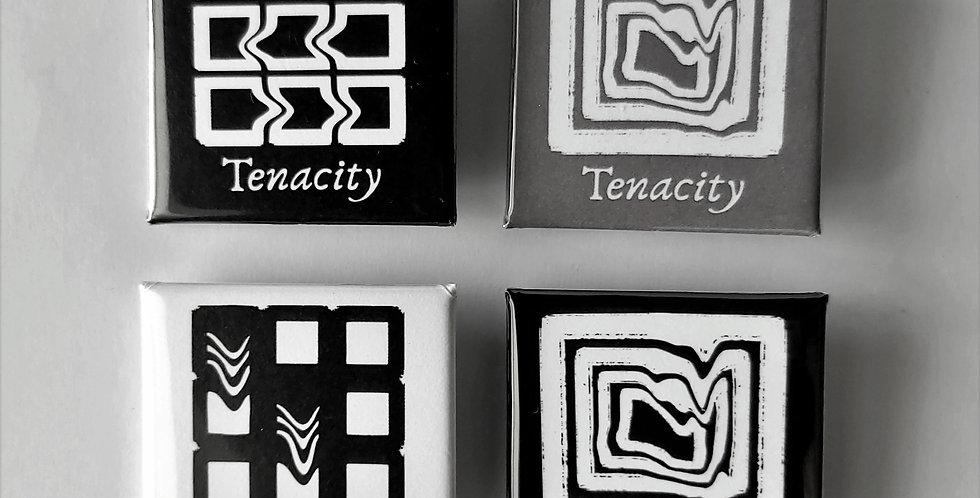 Tenacity Square Pin