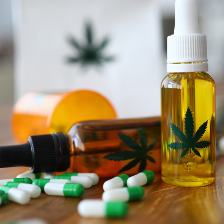 Stosowanie olejków CBD z lekami - czy to bezpieczne?