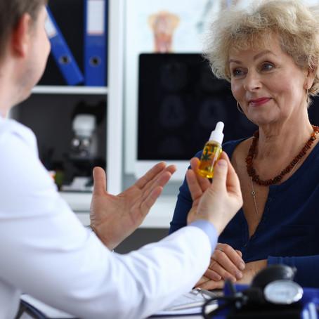 Olej CBD jako substancja wspierająca w leczeniu bólu – najnowsze doniesienia