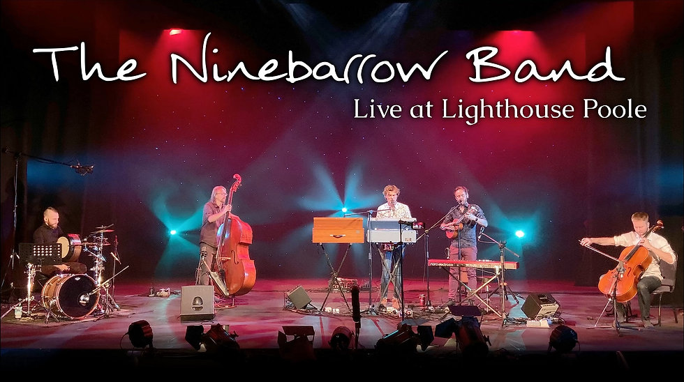 The Ninebarrow Band - Archived Concert